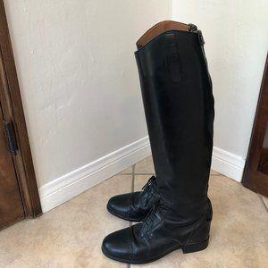 Ariat Challenge Tall Slim Field Boots w/ Zip